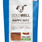 Happy Hips Griller Treats with Glucosamine and Chondroitin