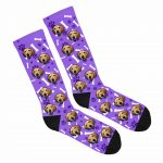 PupSocks are the ideal gift for any dog obsessed fasionista
